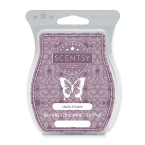 scentsy lucky in love scent