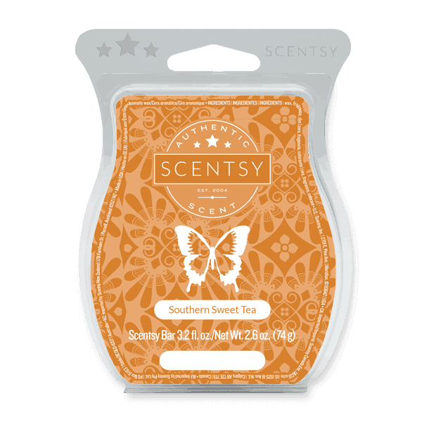 scentsy southern sweet tea