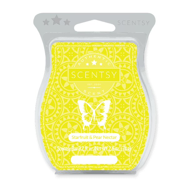 Scentsy Starfruit Amp Pear Nectar Online Scentsy Store