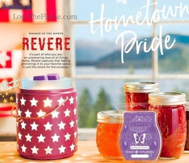 june warmer scentsy