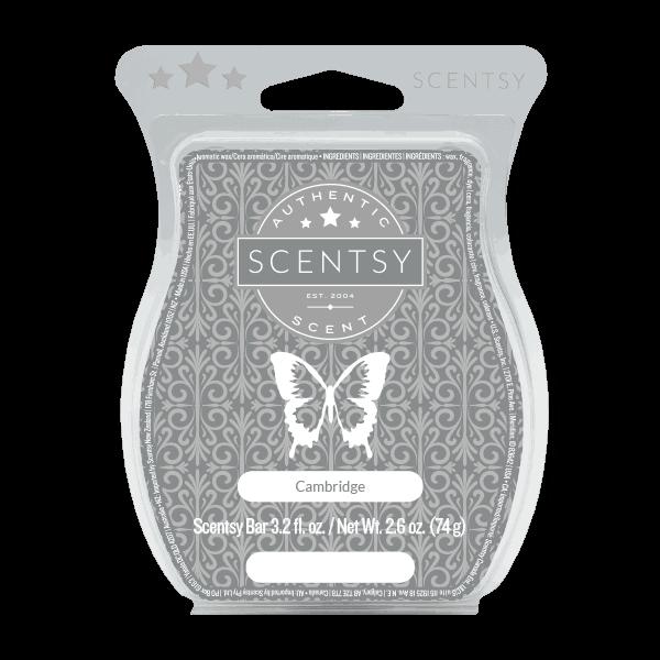 Cambride-scent