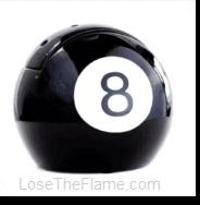 scentsy 8 ball warmer