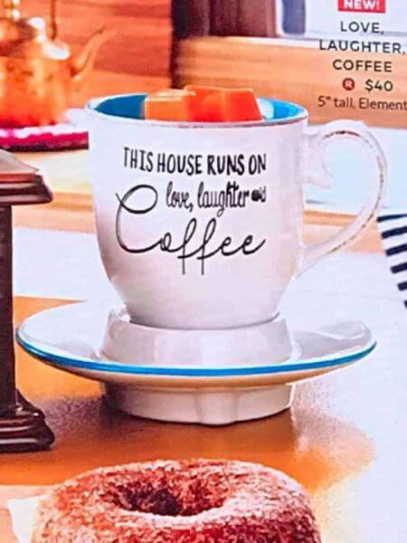 coffee scentsy
