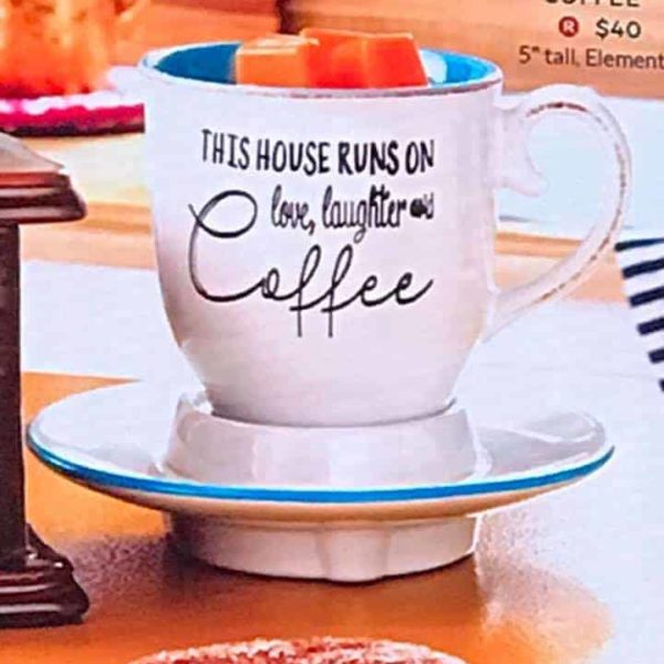 Scentsy Coffee Cup Warmer New Products Online