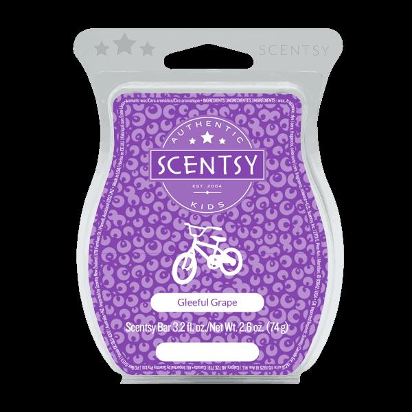 scentsy grape
