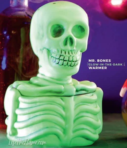 bones glow skeleton