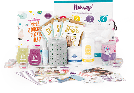 Kit Scentsy Join
