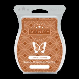 Scentsy Clove & Cinnamon