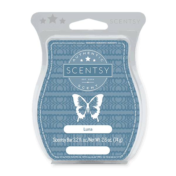 luna scentsy scent bar