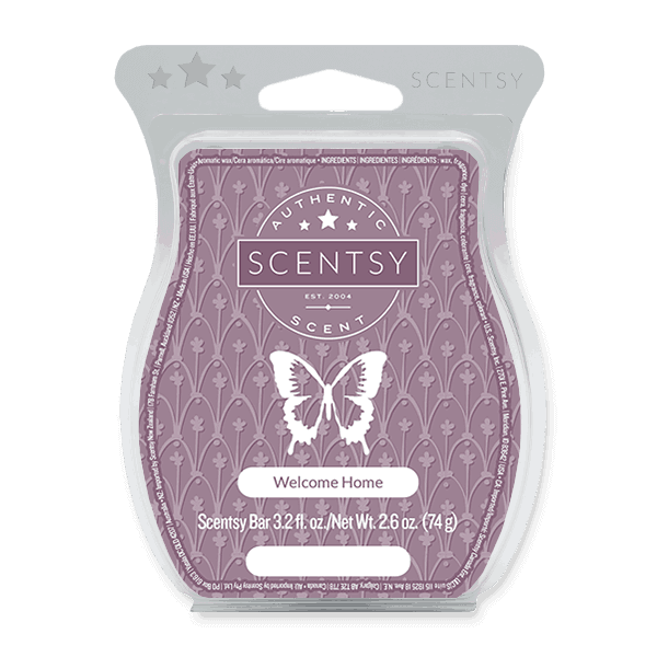 scentsy welcome home scent bar
