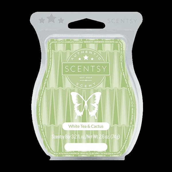 white tea scentsy