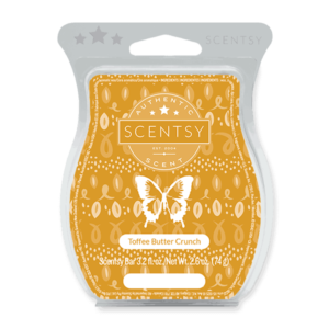 scentsy toffee bar scent