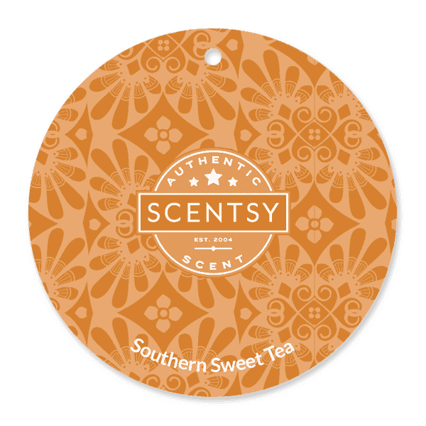Southern Sweet Tea Scent Circle