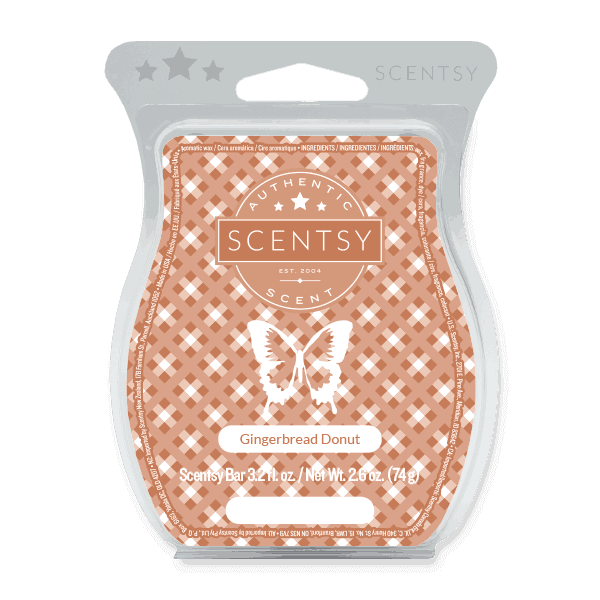 Scentsy donut scent
