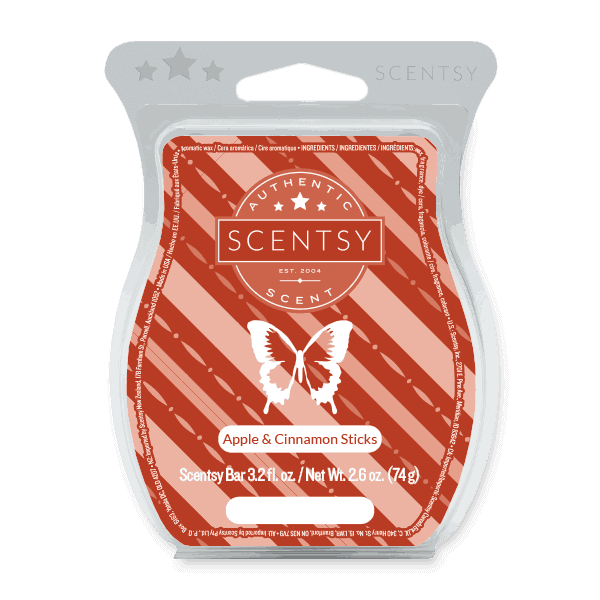 apple cinnamon stick scentsy
