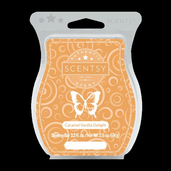 Caramel Vanilla Delight