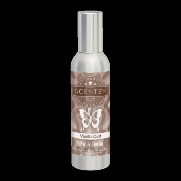 Vanilla Oud Room Spray