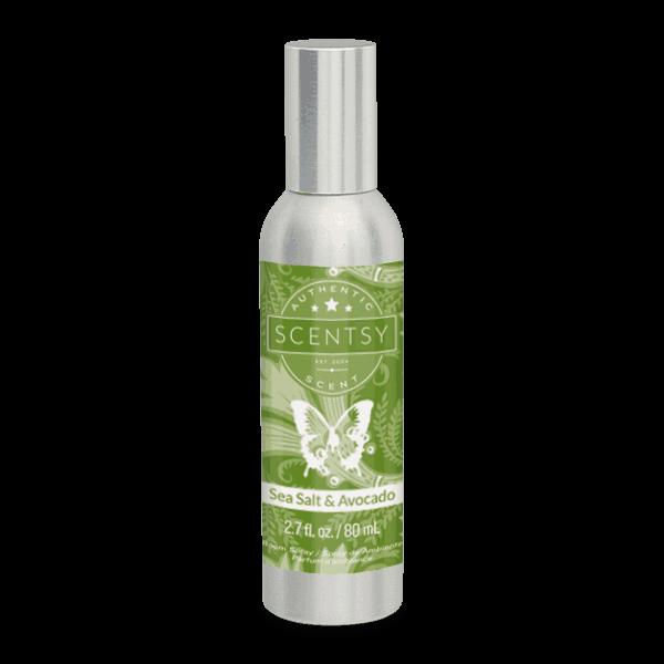 Sea Salt & Avocado Room Spray