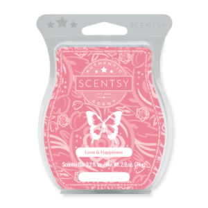 love and happiness scentsy