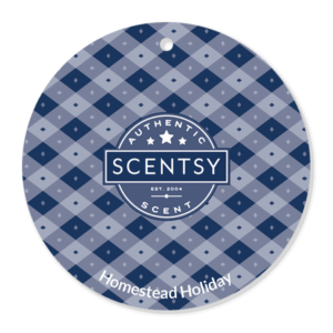 Homestead Holiday Scent Circle