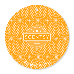 Citrus Rosemary Scent Circle
