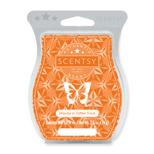 Toffee Treat Scentsy Bar