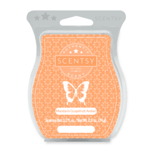 scentsy mandarin grapefruit