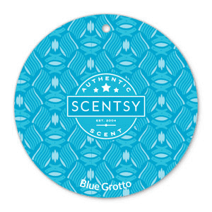 scent circle blue grotto