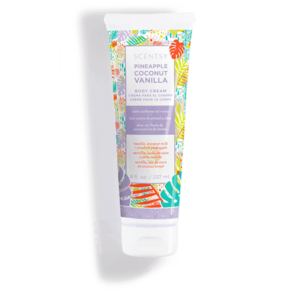 Pineapple Coconut Vanilla Body Cream