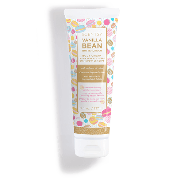 vanilla bean scentsy