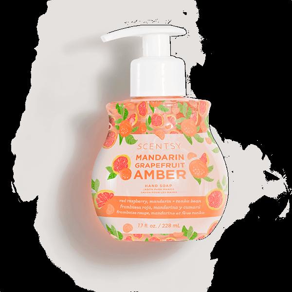 Mandarin Grapefruit Amber