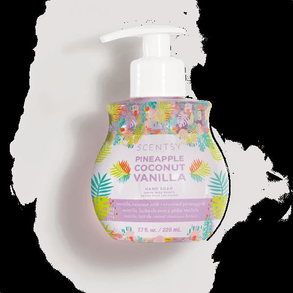 Pineapple Coconut Vanilla