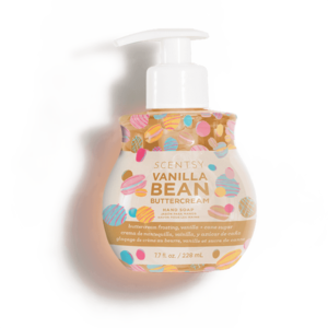 Vanilla Bean Buttercream Hand Soap