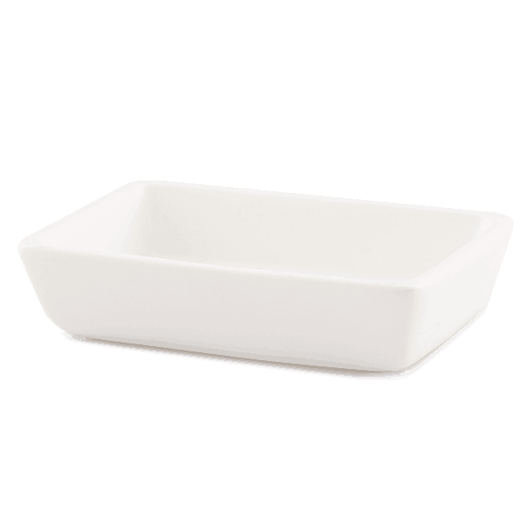 Contempo White – DISH ONLY
