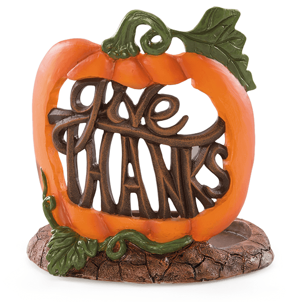 scentsy give thanks wrap