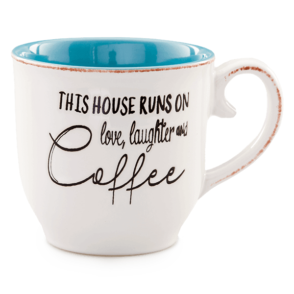 Love, Laughter, Coffee – DISH ONLY