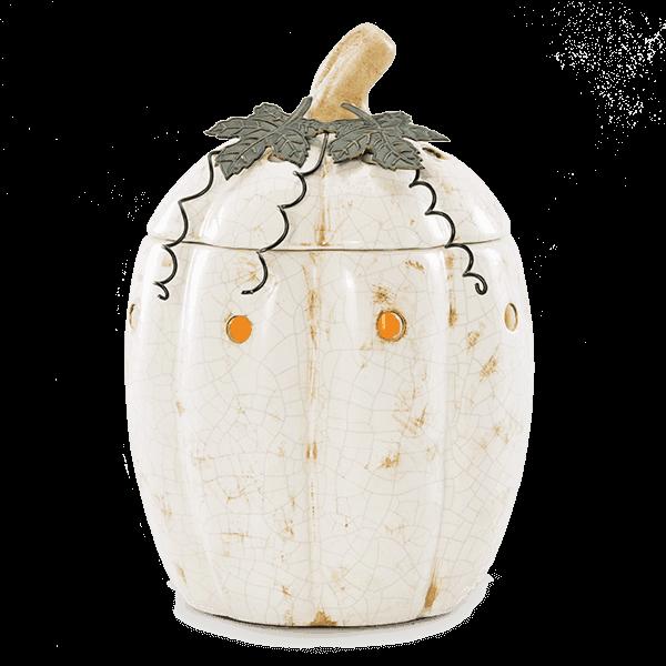 scentsy pumpkin warmer