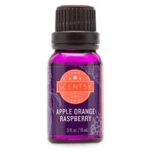 Apple Orange Raspberry 100% Natural Oil