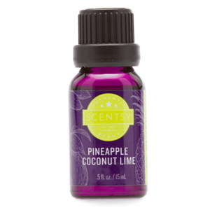 Pineapple Coconut Lime Natural Oil Blend