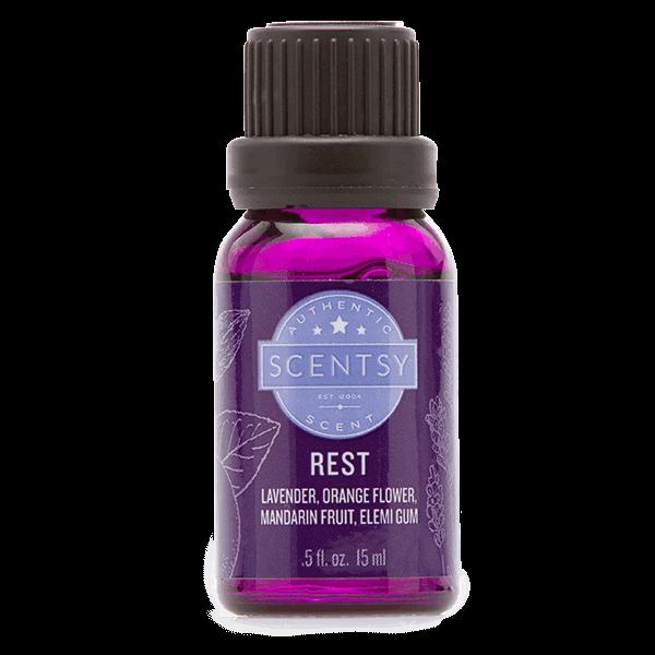Rest Essential Oil Blend
