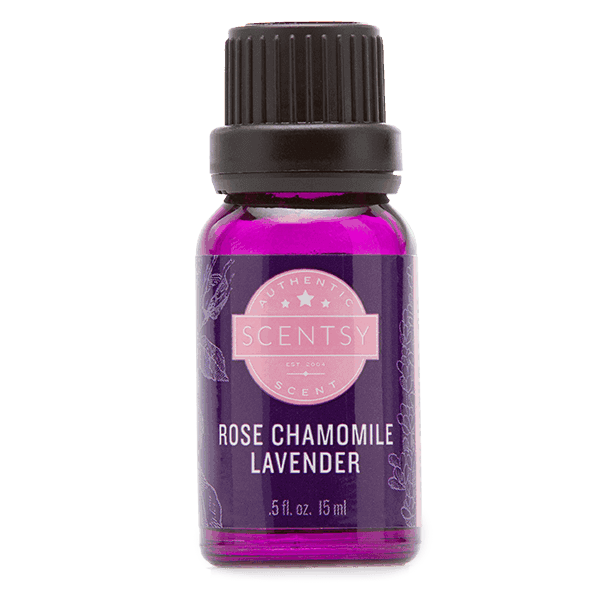 Rose Chamomile Lavender 100% Natural Oil