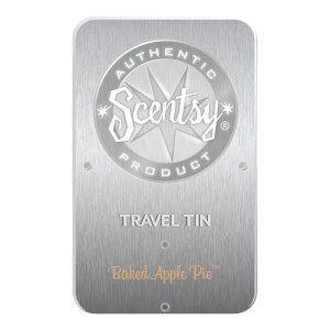 Baked Apple Pie Travel Tin