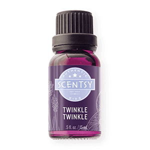 scentsy twinkle oil