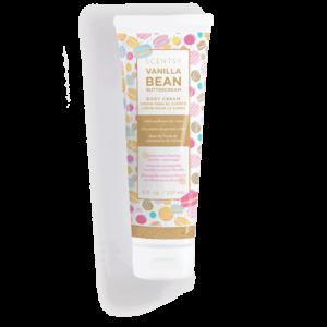 vanilla bean body cream