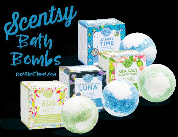 scentsy bath bomb giveaway