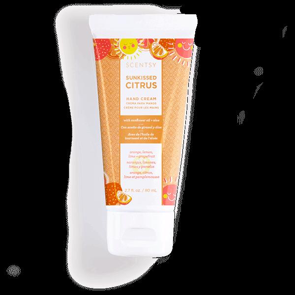 Sunkissed Citrus Hand Cream