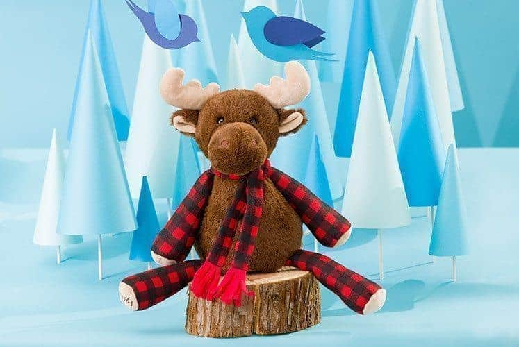 moose scentsy christmas