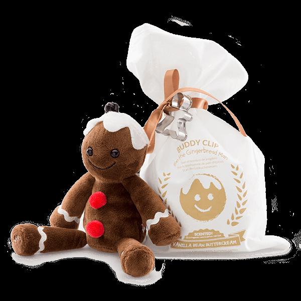 gingerbread scentsy vanilla
