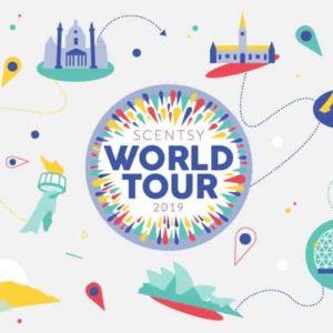 logo 2019 world tour