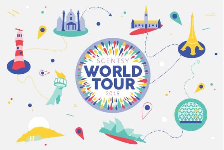 logo 2019 world tour